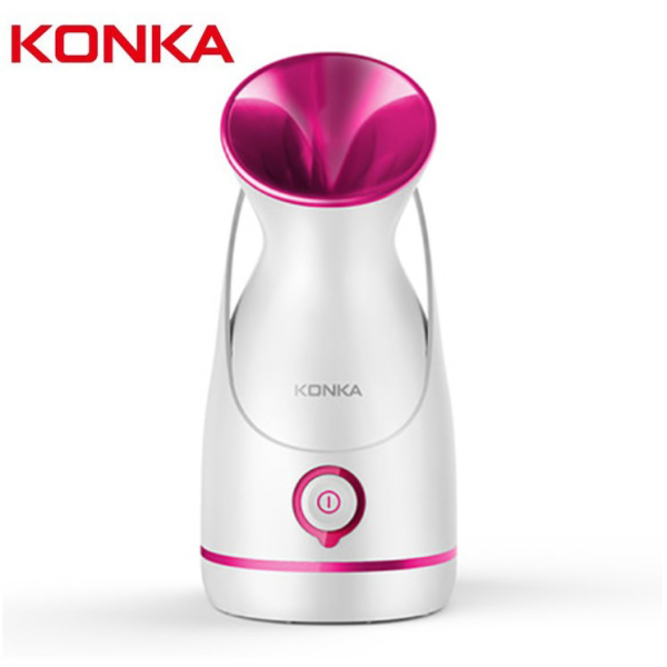 Buy KONKA Nano Ionic Deep Cleaning Facial Steamer 110ml Hydrating Device Face Moisturizing Cleaning Home SPA Skin Care Singapore