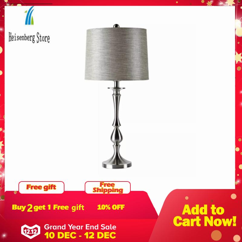 The Modern minimalist style bedroom lamp bedside lamp North & Europe fashion and iving room lamps desk lamp 28*61cm (Energy Class A++) - intl