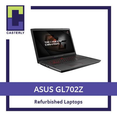 [Refurbished] ASUS GL702Z / AMD / 16GB / 256GBSSD + 1TB HDD / RADEON RX580 / 3 Months Warranty