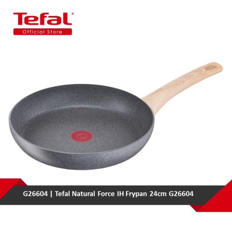 Tefal Natural Force IH Frypan 24cm G26604 Singapore