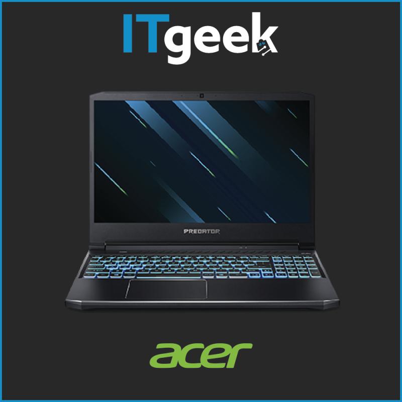 Acer Predator Helios 300 | PH315-53-77D9 15.6 FHD IPS | 32GB (16*2) DDR4 | 1TB PCIe SSD | nVidia RTX 3070 Max-Q | Intel Core i7-10870H | Win10 Home Gaming Laptop