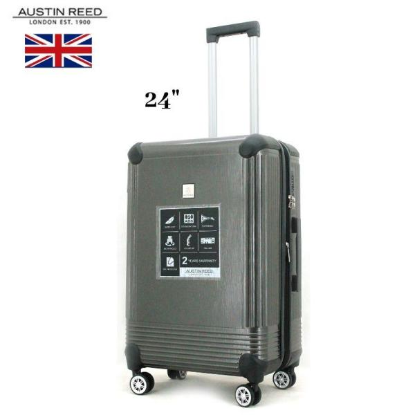 Austin Reed Travel Luggage Bag/Travel suitcase Lightweight with Expandable 24 inch 95/24