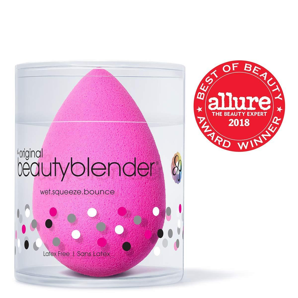 Beauty Blender Makeup Sponge Foundation Cosmetic Puff (inspired Product) - Pink By Skinderella.
