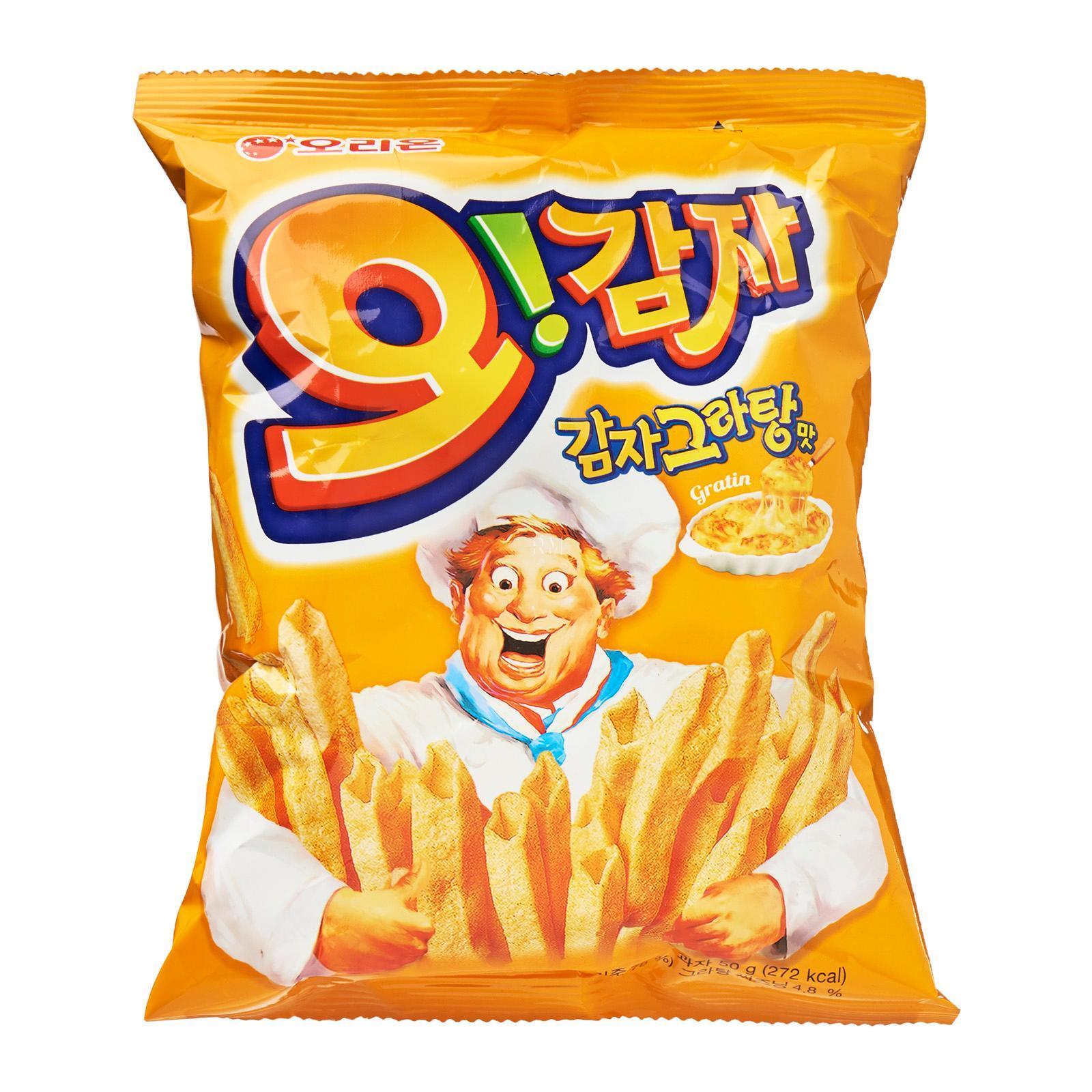 Orion Korean Oh Gamja Original Snacks