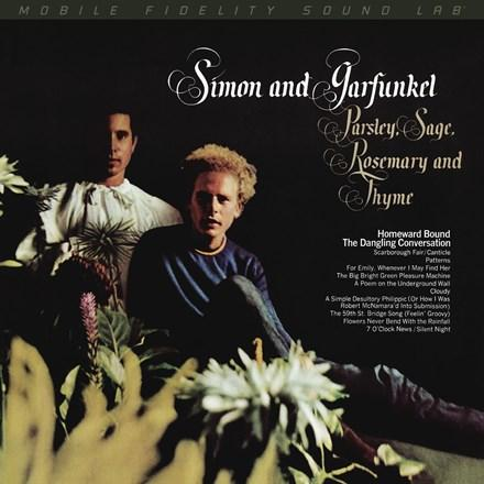 Simon and Garfunkel - Parsley, Sage, Rosemary and Thyme (MOFI Numbered Edition 180g Vinyl LP)