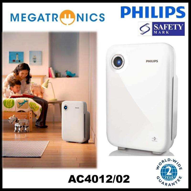 Philips Air Purifier - AC4012/02 with 2 years international warranty Singapore