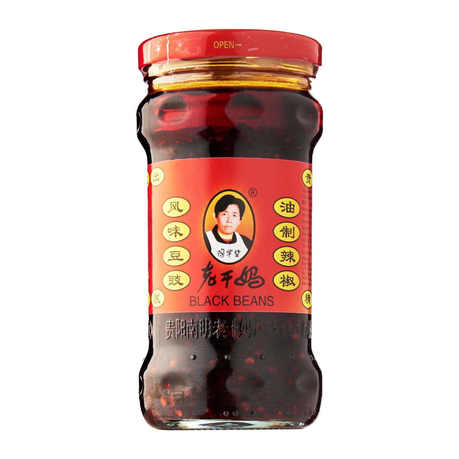 Laoganma Black Beans Sauce Condiments