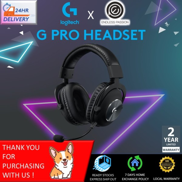 Logitech G PRO Gaming Headset (2nd Gen) [Free 24 hours delivery]