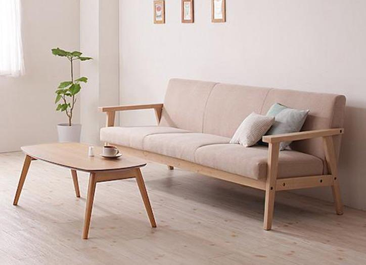 Japanese Scandinavian Coffee Table Minimalist Furniture