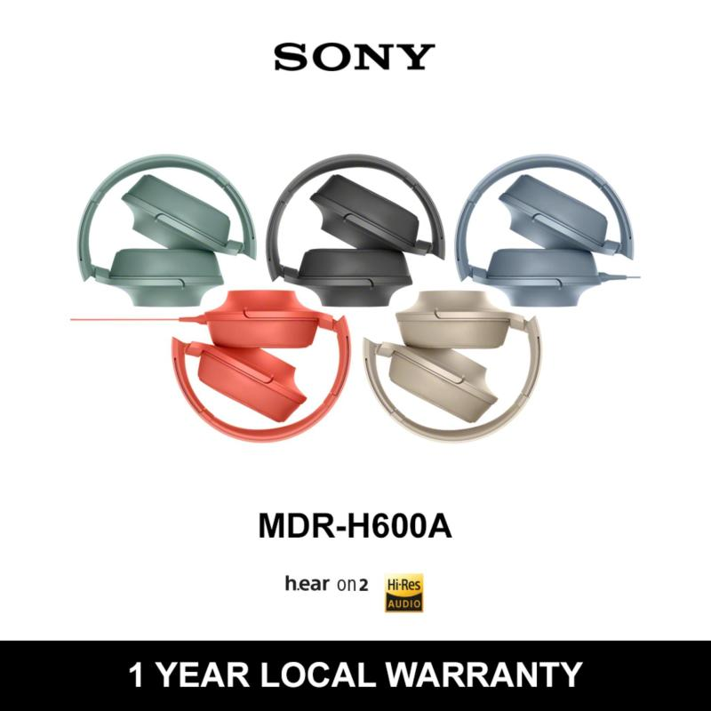 Sony MDR-H600A h.ear on 2 Headphone Singapore