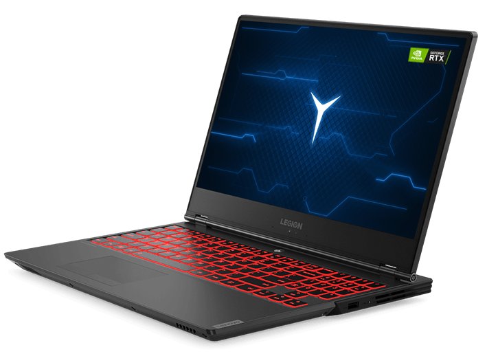 Lenovo Ideapad Legion Y7000-15IRH 81T0003RSB: 15.6 FHD SE Gaming Laptop  i7-9750H 16GB(8+8)_DDR4_2666_SODIMM HDD:1TB_HD_5400RPM_2.5_7MM SSD:512GB_M.2_2280_NVME_TLC