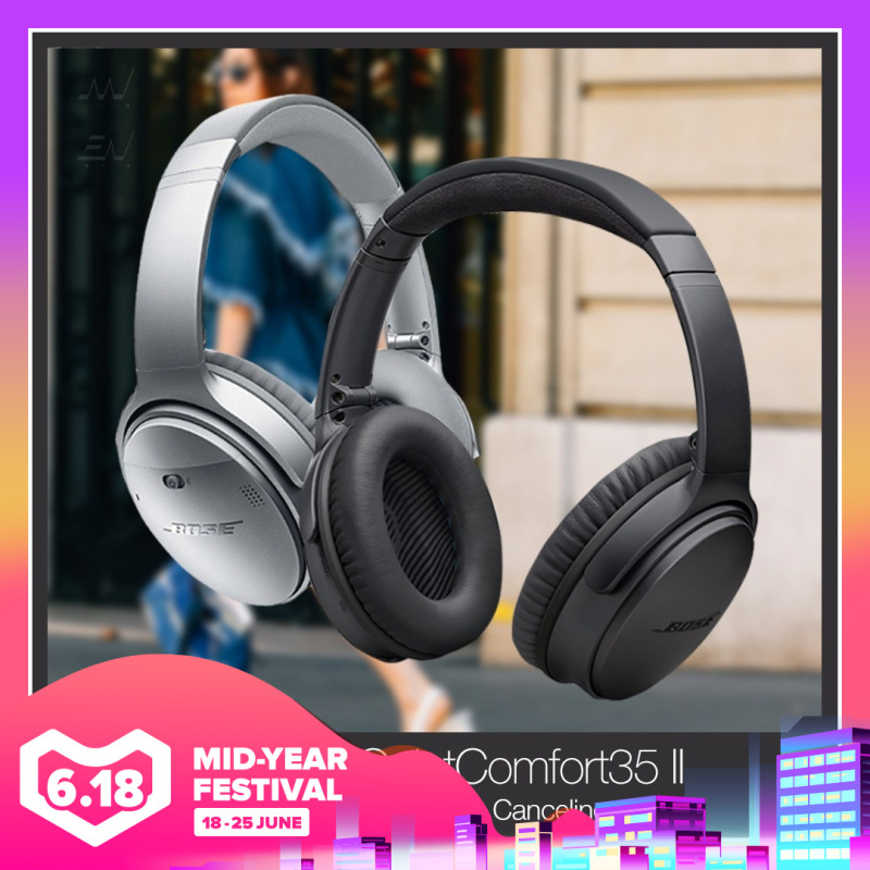 BoseQuietComfort 35 wireless headphones II Singapore