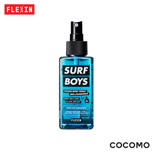 Buy (FLEXIN) DEO AND FRAGRANCE BODY SPRAY - COCOMO Singapore