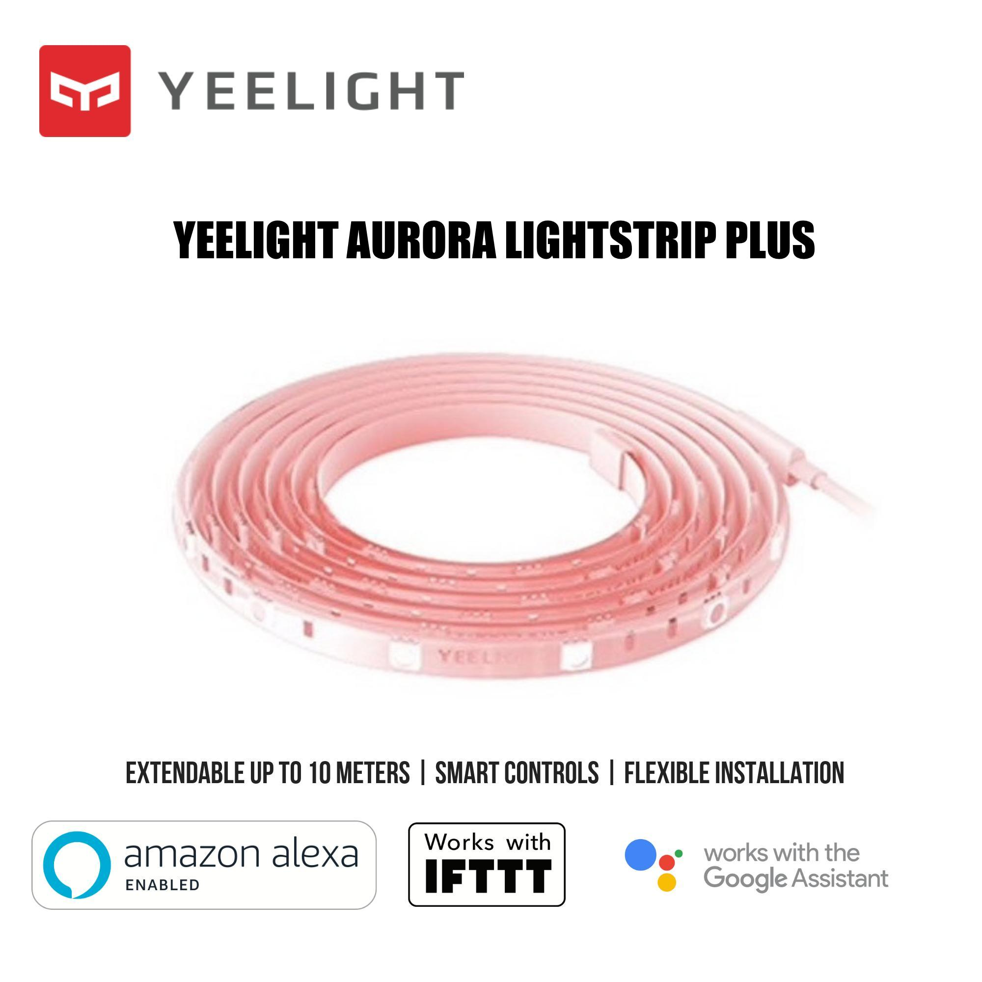 Yeelight Aurora Lightstrip Plus (YLDD04YL) - US Plug