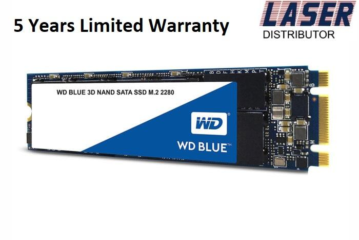 Western Digital WD Blue SSD M 2 -250GB(3YRS Singapore