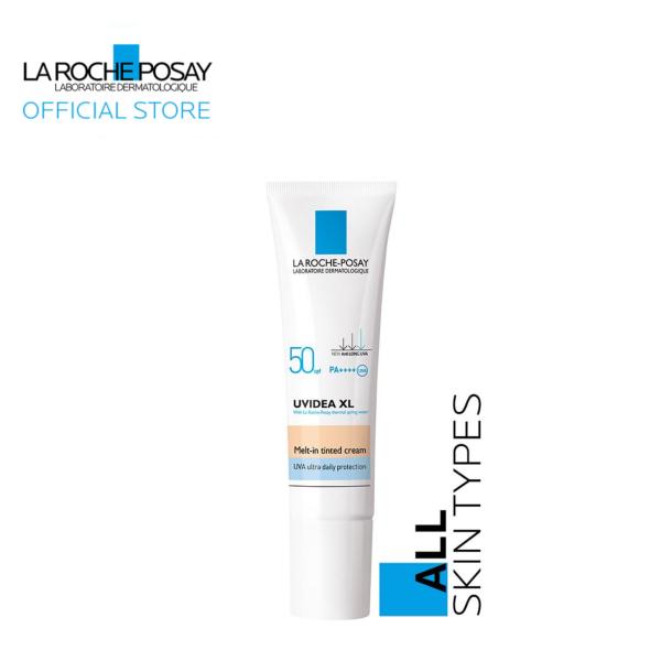 Buy La Roche-Posay Uvidea Daily UV SPF 50+ Cream 30ml Sun Protection [Shade Porcelain - All Skin Types] Singapore