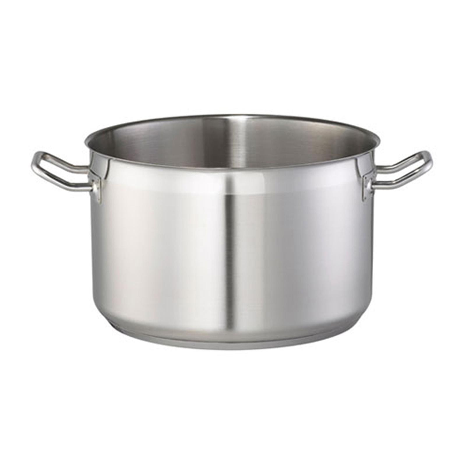 Safico Stainless Steel High Casserole (28 X H17 CM) - By ToTT