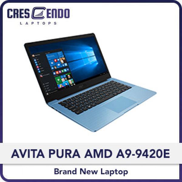[Brand New] AVITA PURA 14 (AMD) A9-9420E WITH 3-IN-1 SLEEVE
