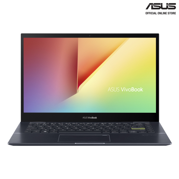 [Pre-Order]Asus Vivobook Flip 14 TM420IA-EC020T/AMD Ryzen™ 5 4500U /8GB Ram/512GB SSD/AMD Radeon Graphics [Ship by 25 Sep]