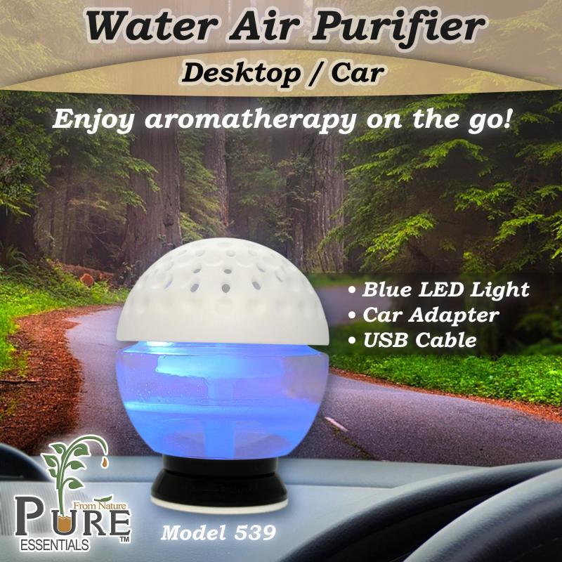 Pure™ Car Revitalizer 539 (Golf ball) Singapore