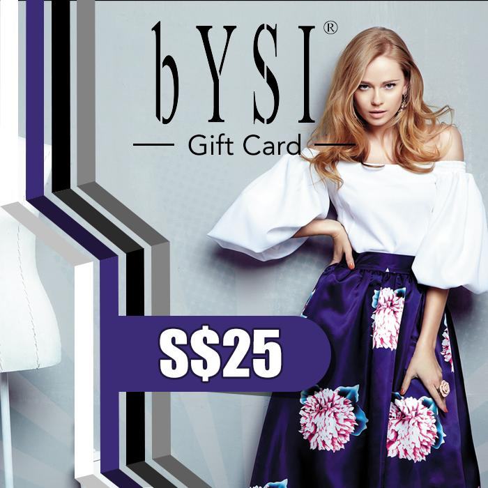Bysi Gift Card Sgd 25 By Mooments - Digital Gift Cards.