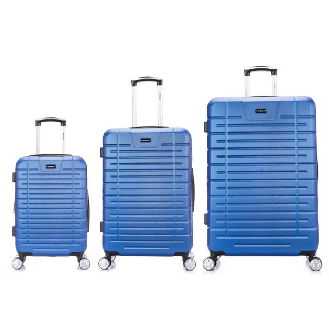 Wanderlust Luggage Hori Stripes 24 Inch