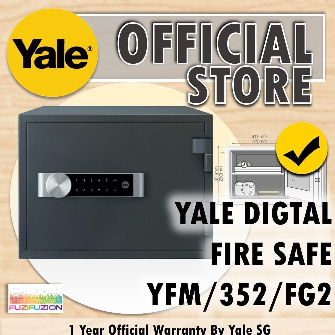 Yale  YFM/352/FG2 Documents Fire Safe