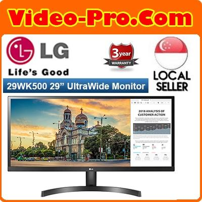 LG 29WK600 29inch UltraWide 21:9 IPS Monitor with HDR10 and