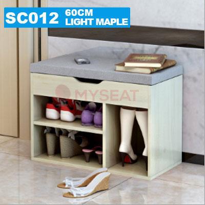 MYSEAT.sg Shoe Cabinet Bench
