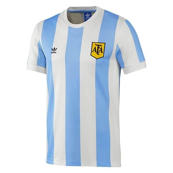 cf6e60771 Brand New Argentina Adidas Originals 1978 Home Retro Football Jersey Import  From UK