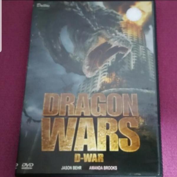 Dragon Wars D-War DVD