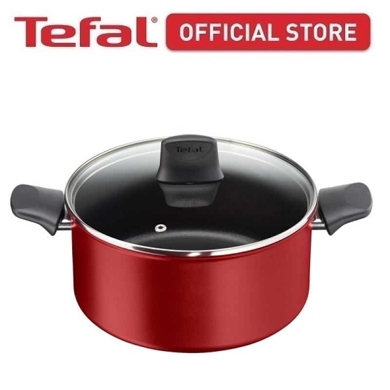 Tefal Cookware Chef Delight Stewpot 24cm w/lid C69846 Singapore