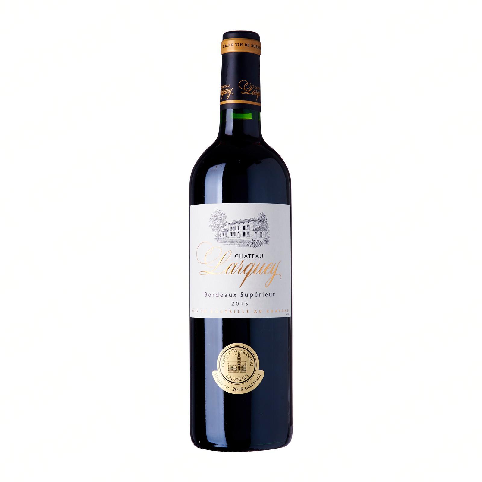 Chateau Larquey Bordeaux Superieur 14.0% 750ml