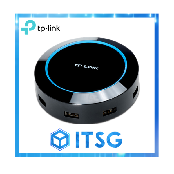 TP- LINK UP540 40W 5-Port USB Charger - 3 Yr Local Warranty