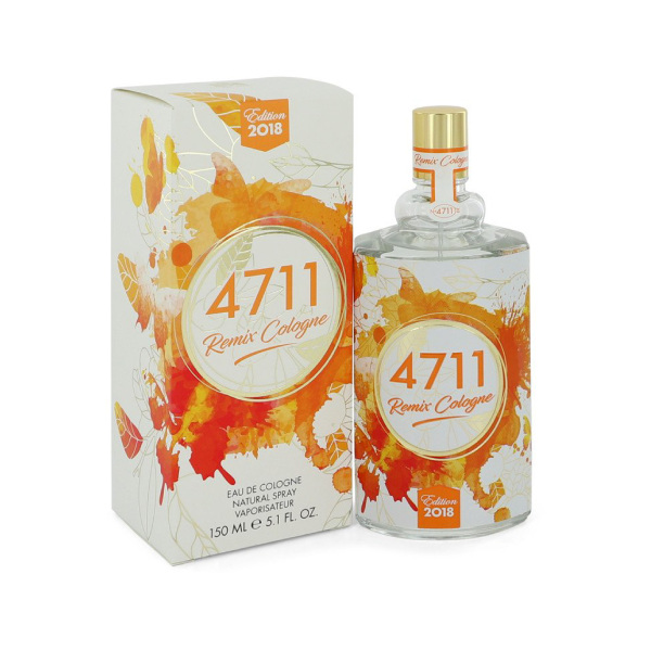 Buy 4711 Remix Cologne Orange EDC Spray 100ml Singapore