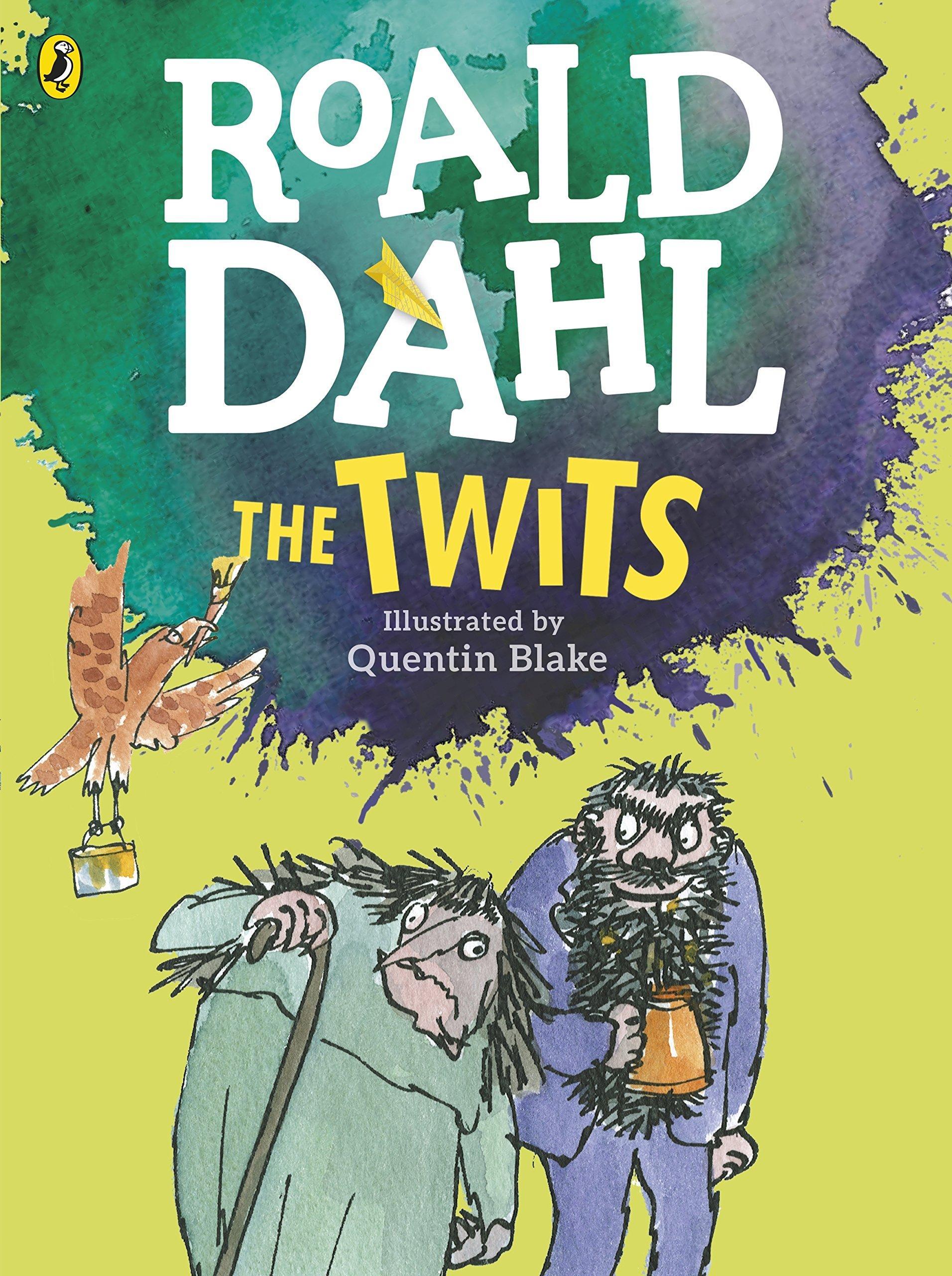 [Roald Dahl] The Twits