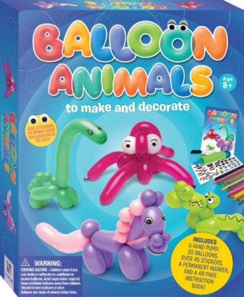 BALLOON ANIMAL PORTRAIT KIT