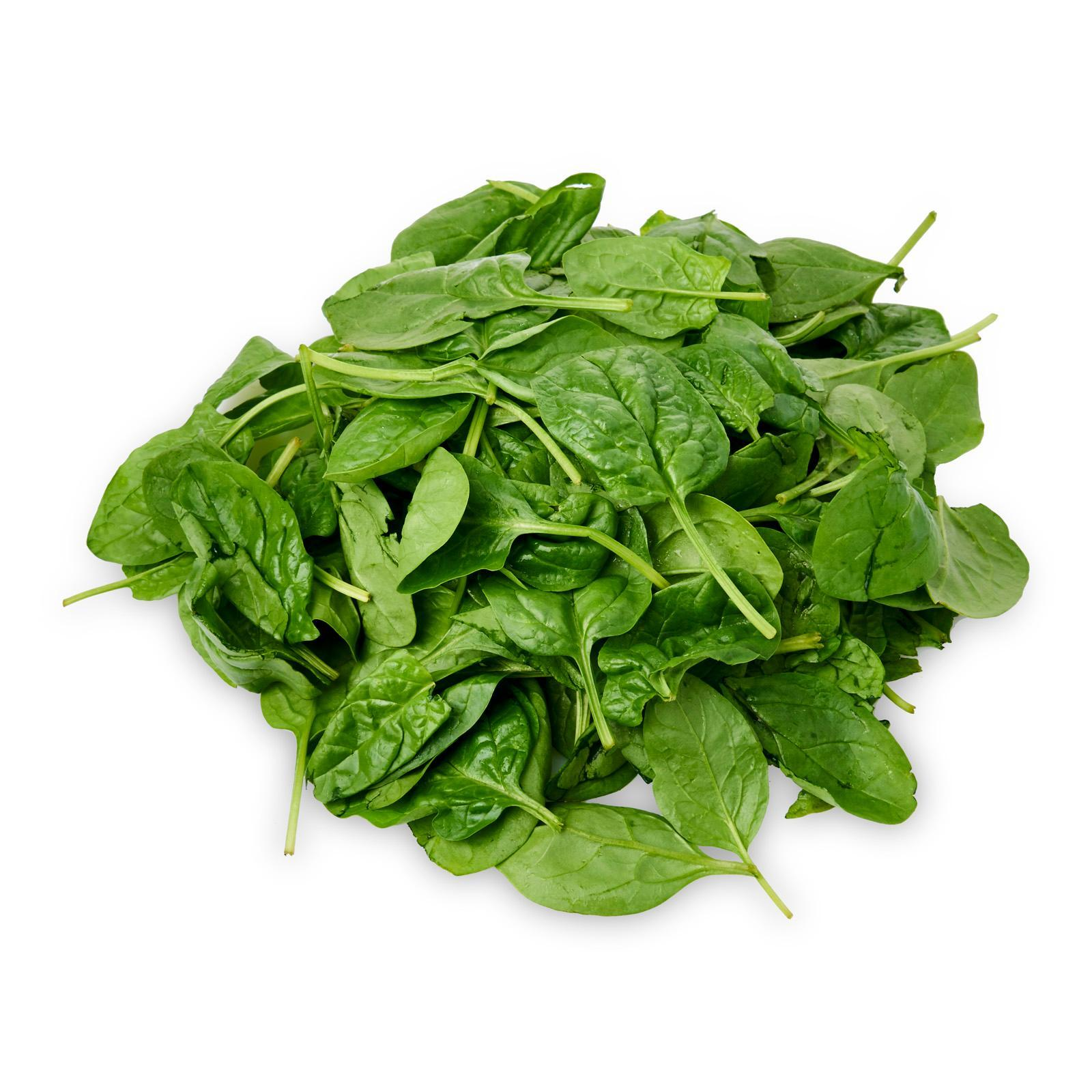 Live Well Baby Leaf Spinach By Redmart.