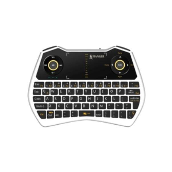 Ranger Wireless Keyboard Mini Multimedia RG2ACKB838W Singapore