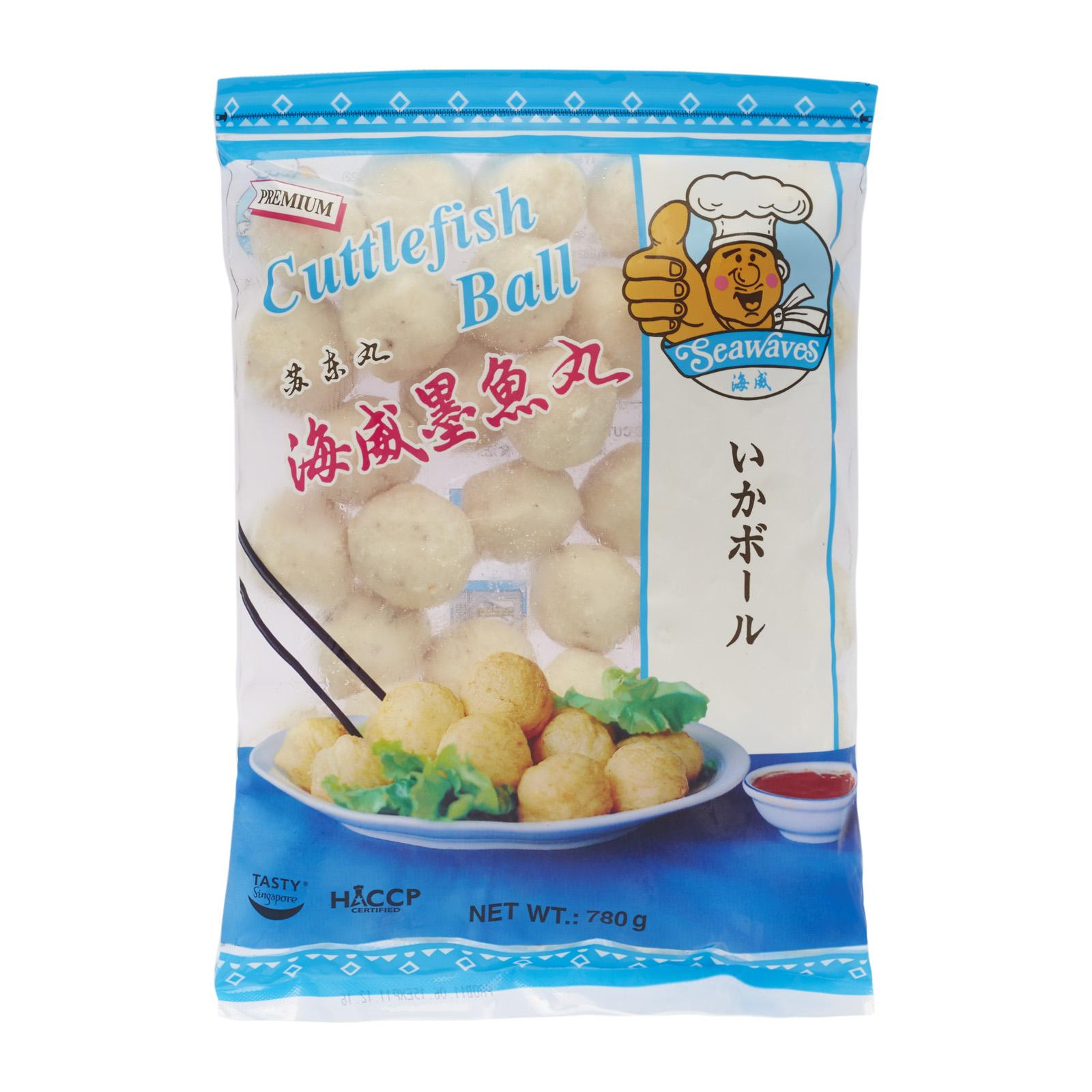Seawaves Cuttlefish Ball - Frozen By Redmart.