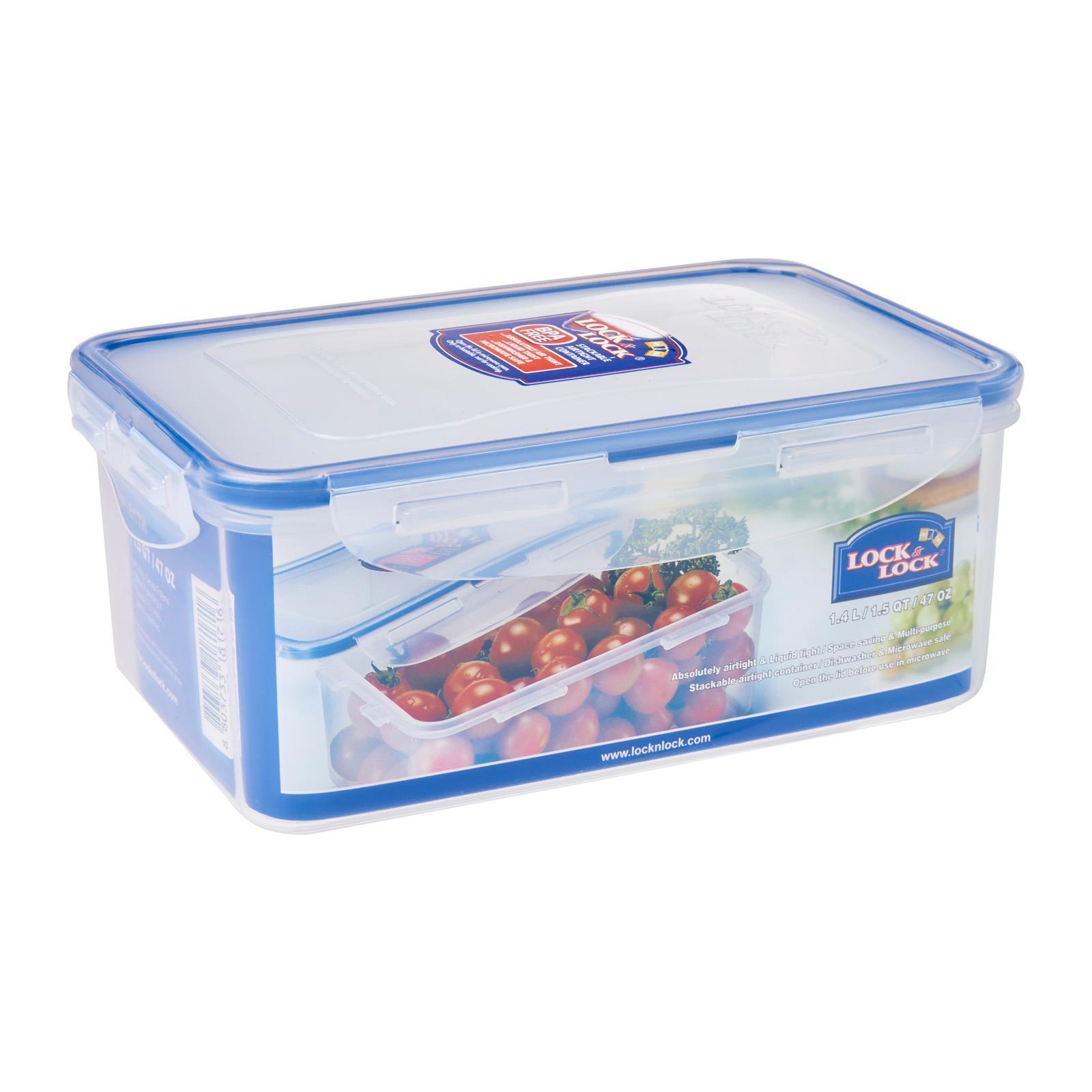 Lock & Lock Rectangular Classic Food Container 550ml