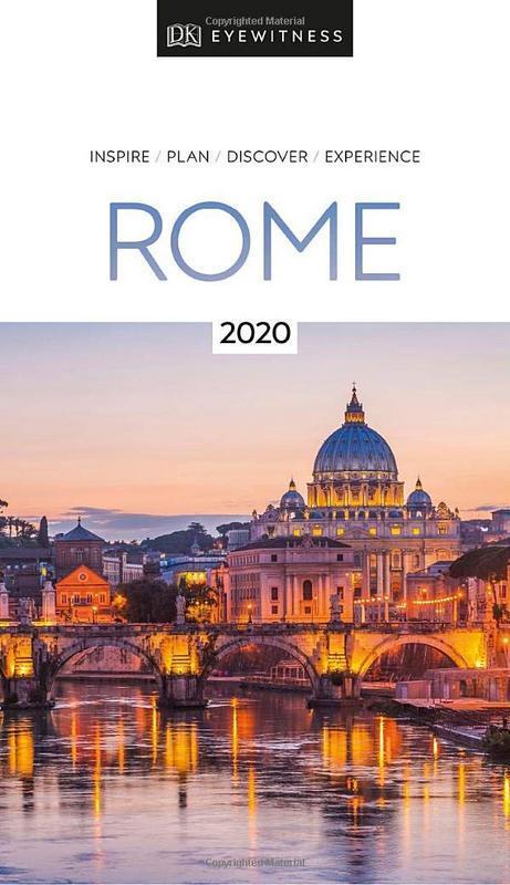 DK Eyewitness Travel Guide Rome: 2020 by DK