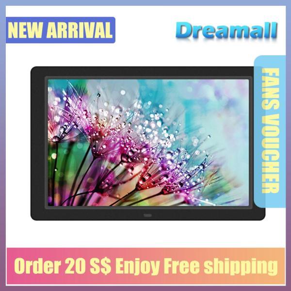 {Hot Sale Festival}Dreamall 12.1 Inch Digital Photo Frame HD 1280x800 LED Back-light Electronic Album