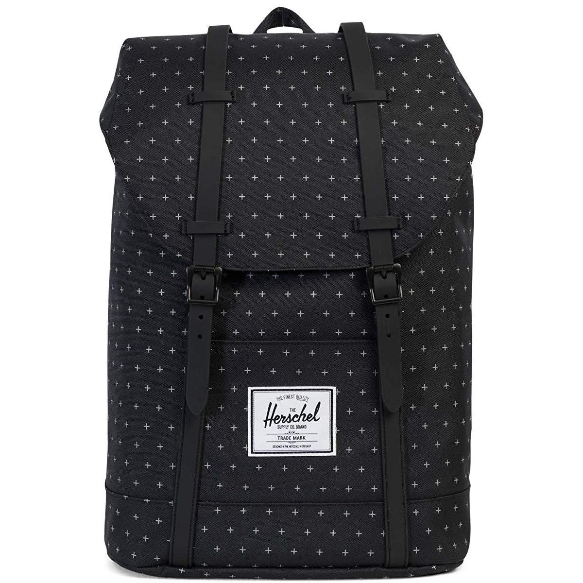 4087f6e06 [Herschel Supply Co.] Retreat Backpack 19.5 L Compact everyday use Laptop  Backpack