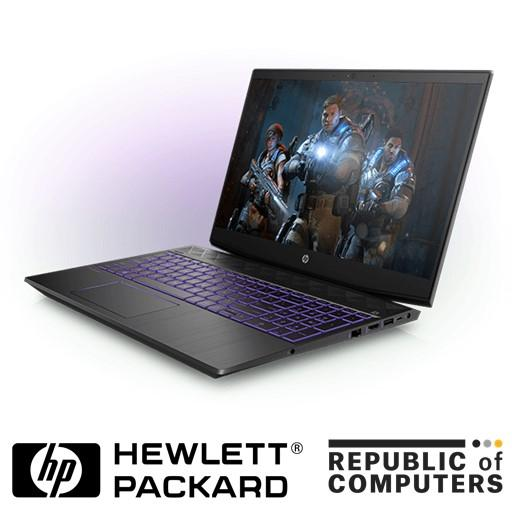 HP PAVILION GAMING NOTEBOOK 15-cx0115TX I7-8750H / 8GB / 16GB+1TB / 15.6 FHD IPS / NVIDIA GTX1050 4GB DDR5