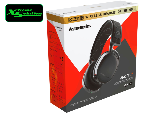 Steelseries Arctis 7 Wireless 2019 Edition Gaming Headset