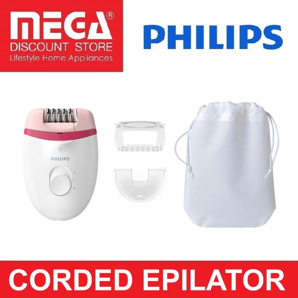 Buy PHILIPS BRE255 CORDED COMPACT EPILATOR Singapore