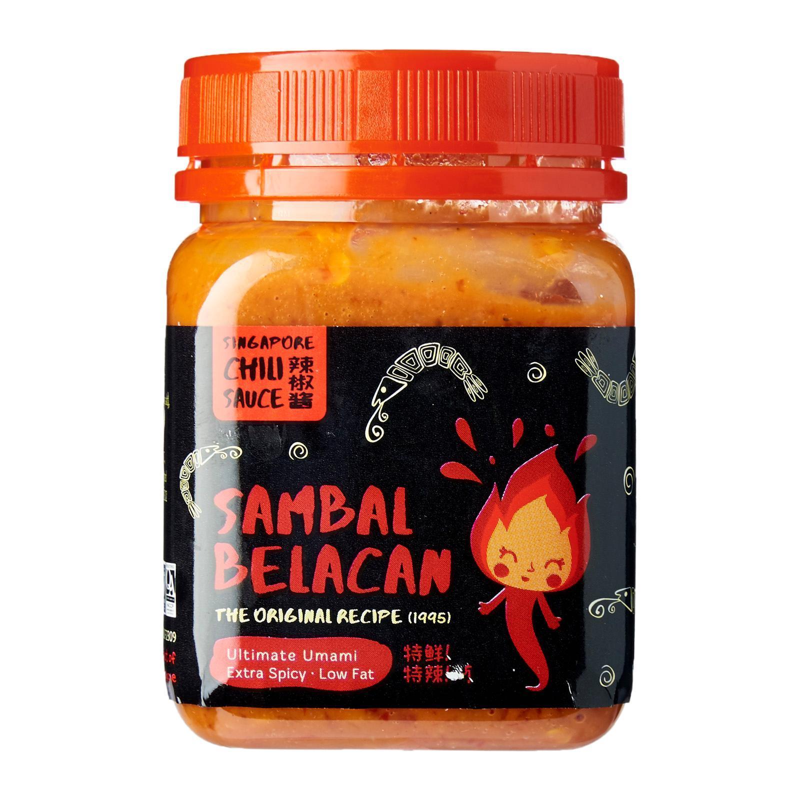 Top Gourmet Sambal Belacan Chilli Sauce