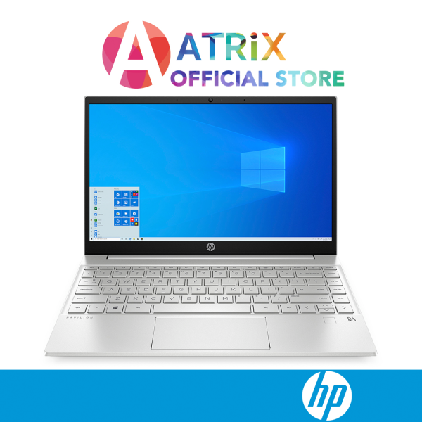 【Same Day Delivery】〖Free Office 2019〗New HP Pavilion Laptop 13-bb0006TU | 13.3inch UHD 4K | Intel i7-1165G7 | 16GB RAM | 1TB SSD | Iris Xe | Win10 Home | 2Y HP Warranty+2Y HP ADP