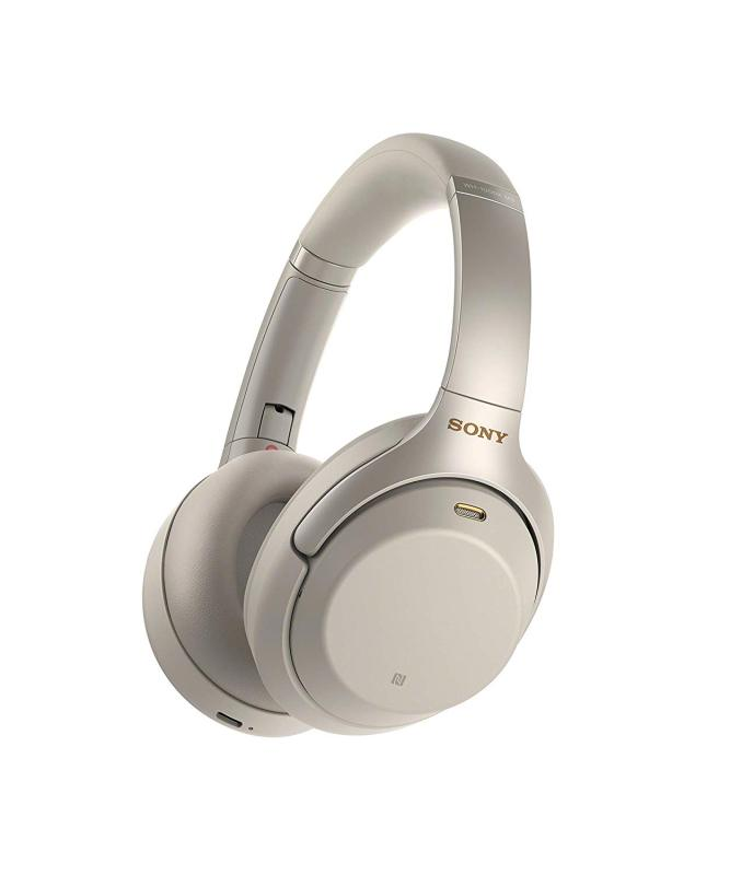 Sony WH1000XM3 / wh1000xm3 / WH-1000XM3 With Google Assistant Bluetooth Over-Ear Noise Cancelling Wireless Headphones / Earphone 12 month warranty (Google Assist) headset with microphone Singapore